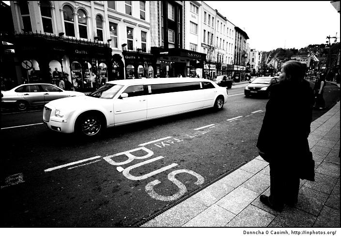 fancy ass public transport