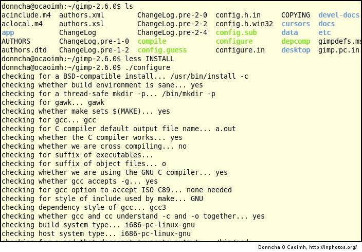 compiling-gimp