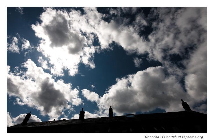 Fort Camden Roof