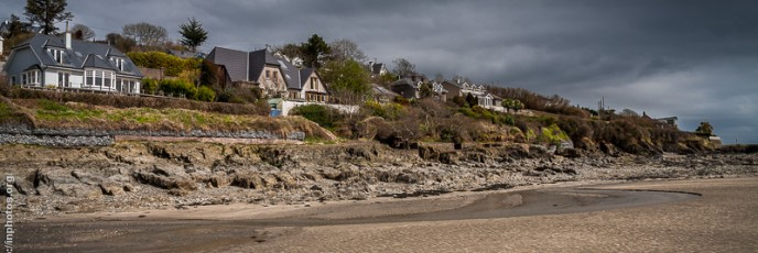 Fountainstown Beach in April
