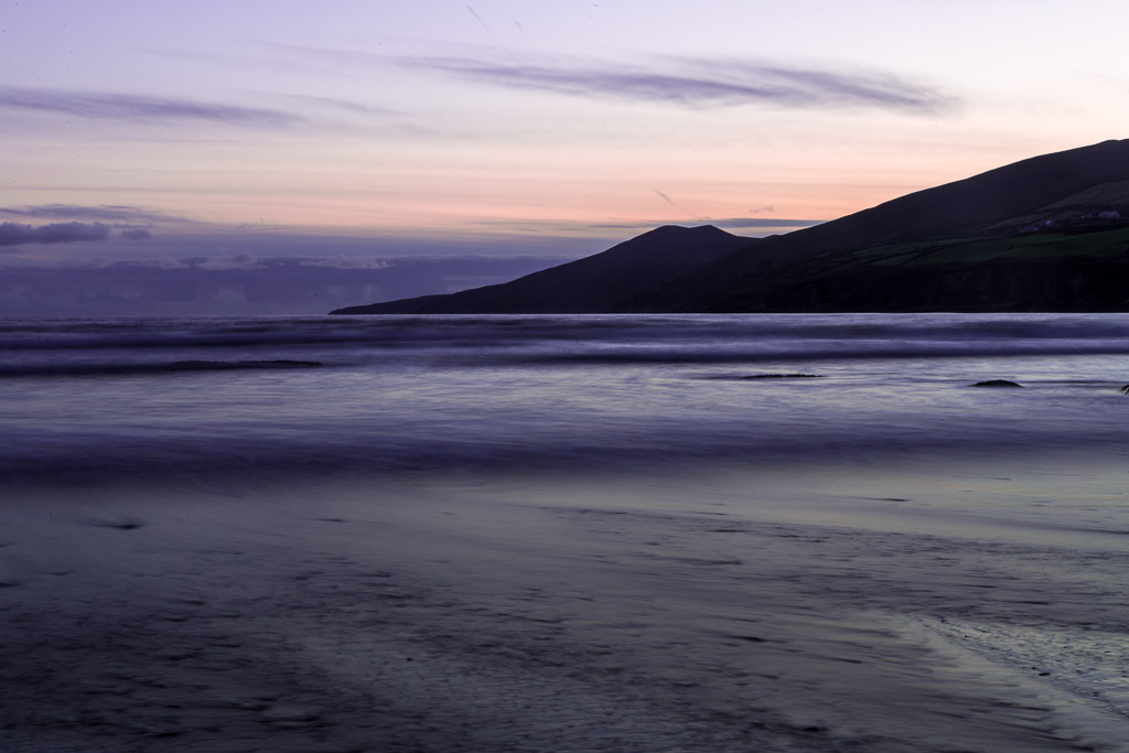 Inch Beach at Night
