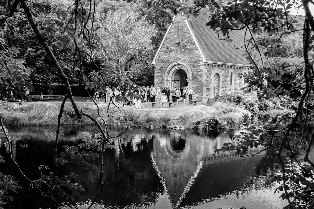 gougane-barra-in-black-and-white