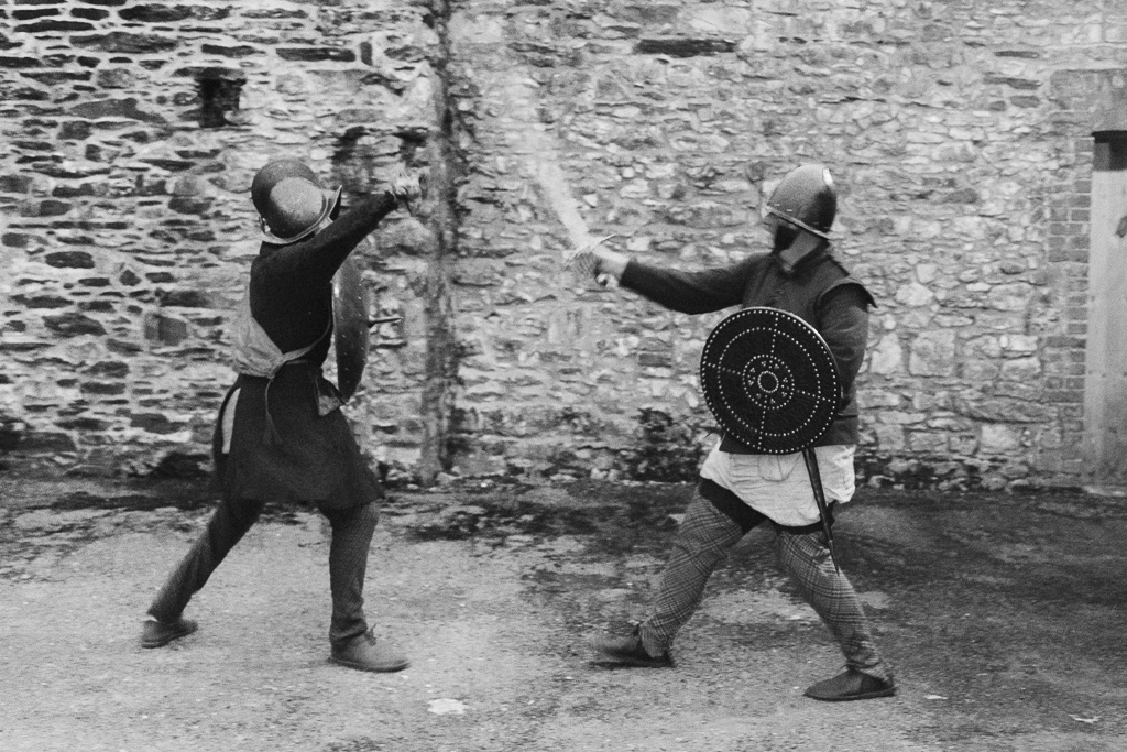 Medieval FIght