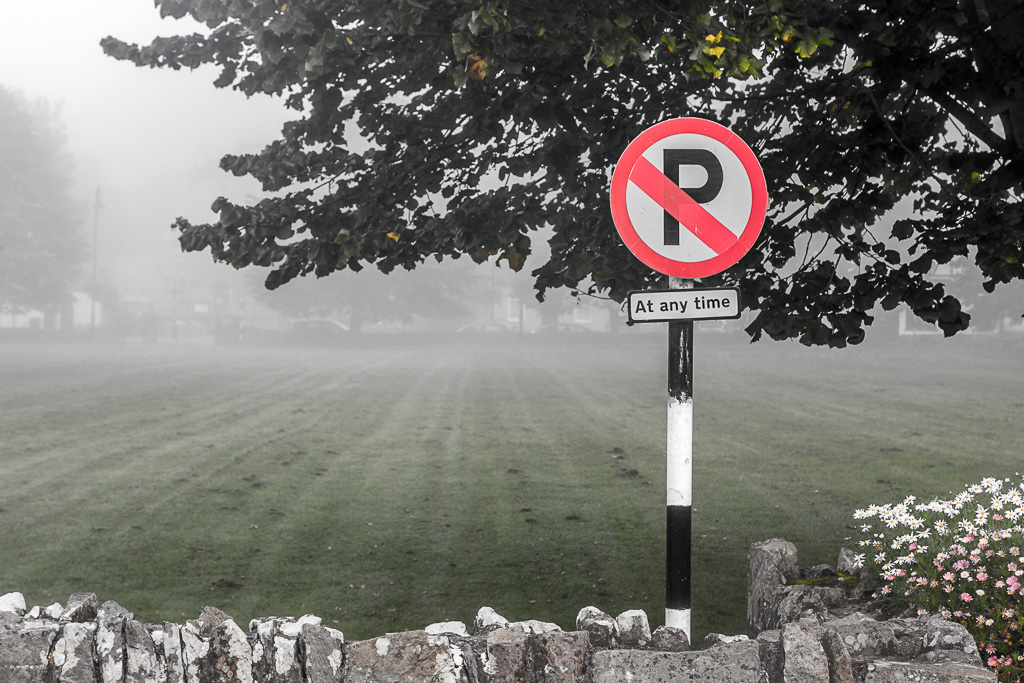 no-parking-in-blarney