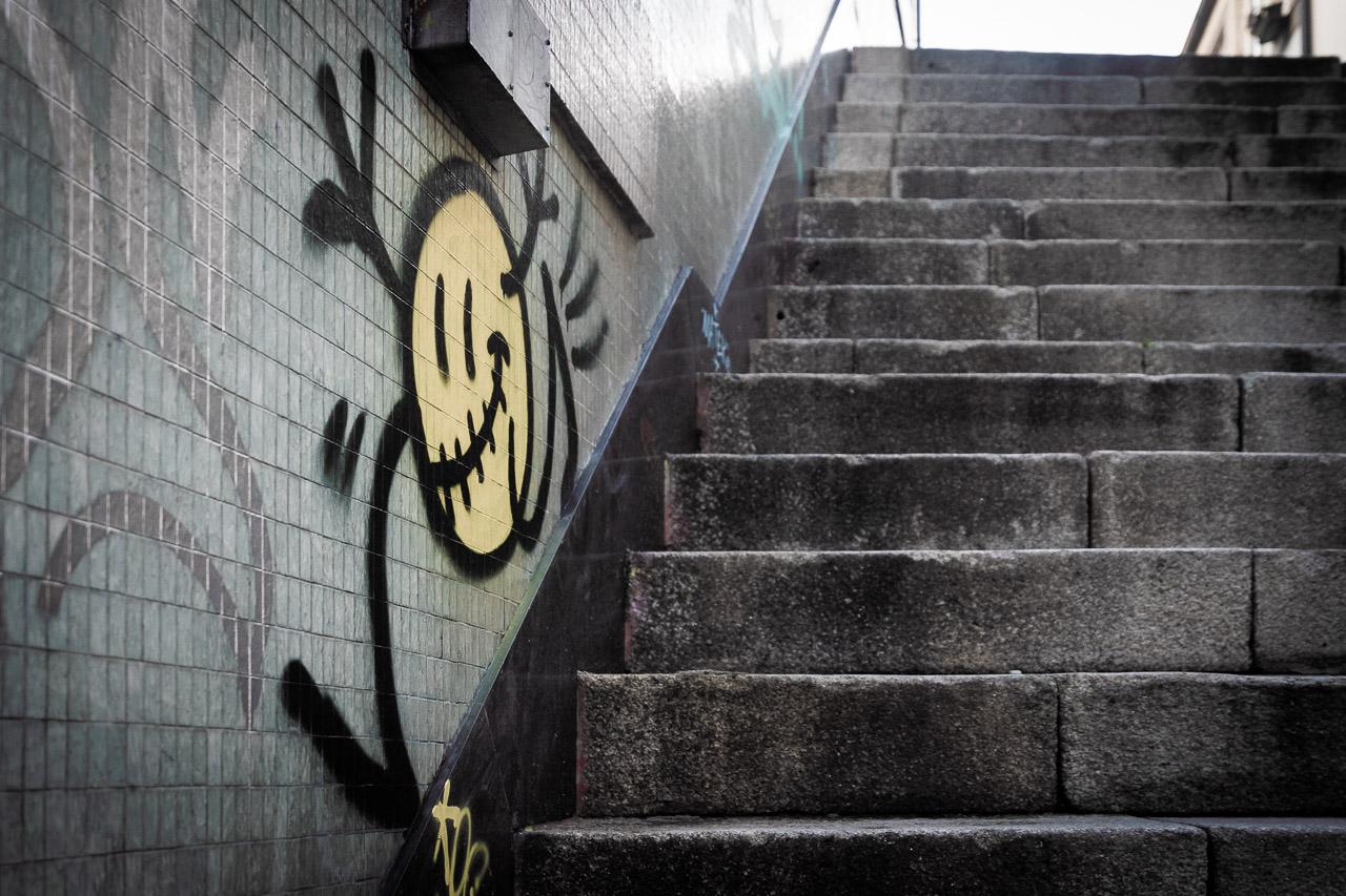 Run Down The Steps