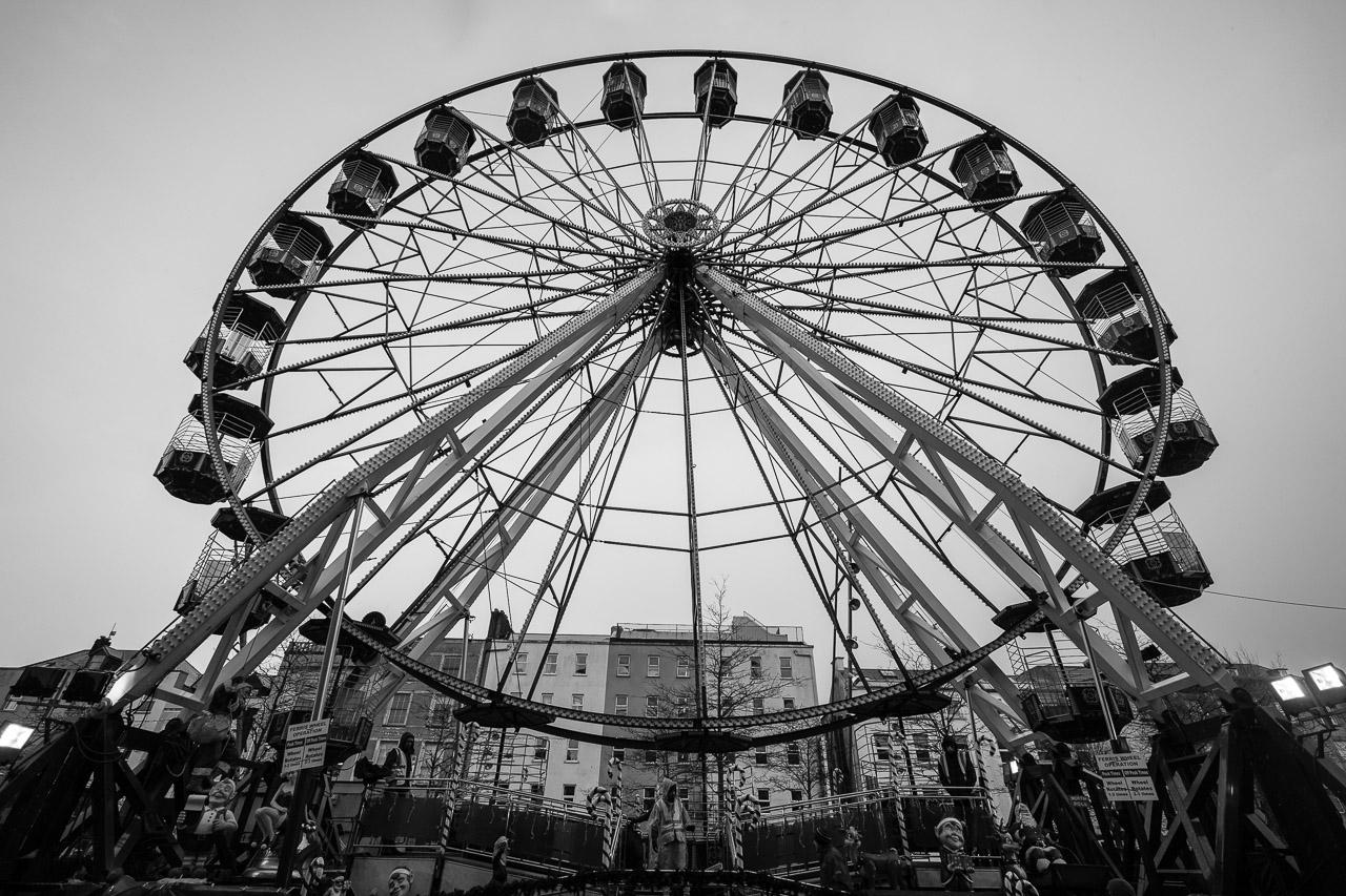 The Ferris Wheel in Cork