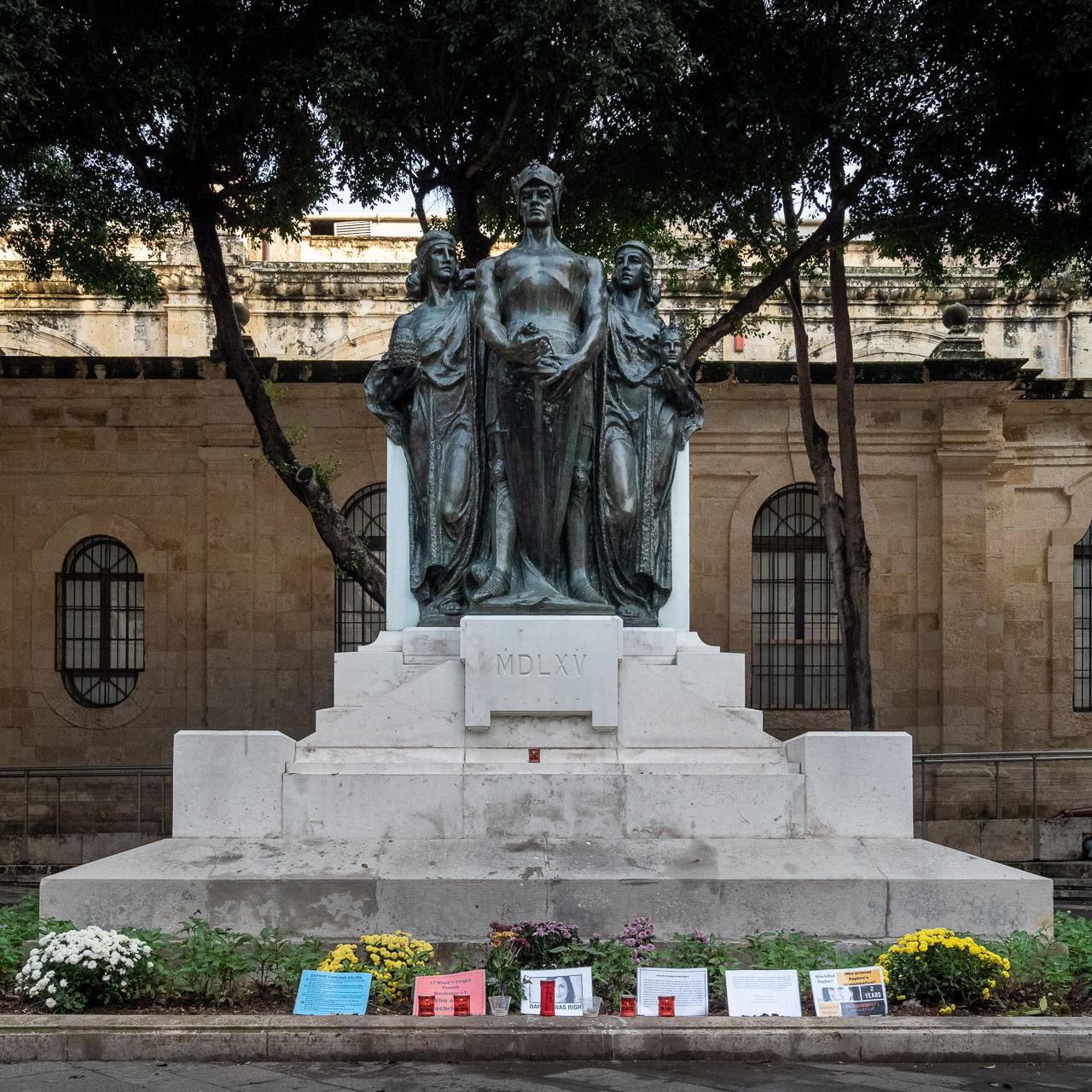 The Daphne Caruana Galizia Memorial