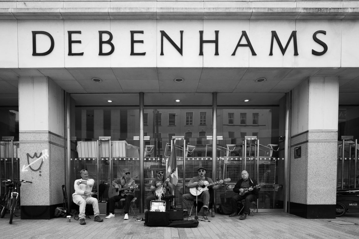 Music at Debenhams