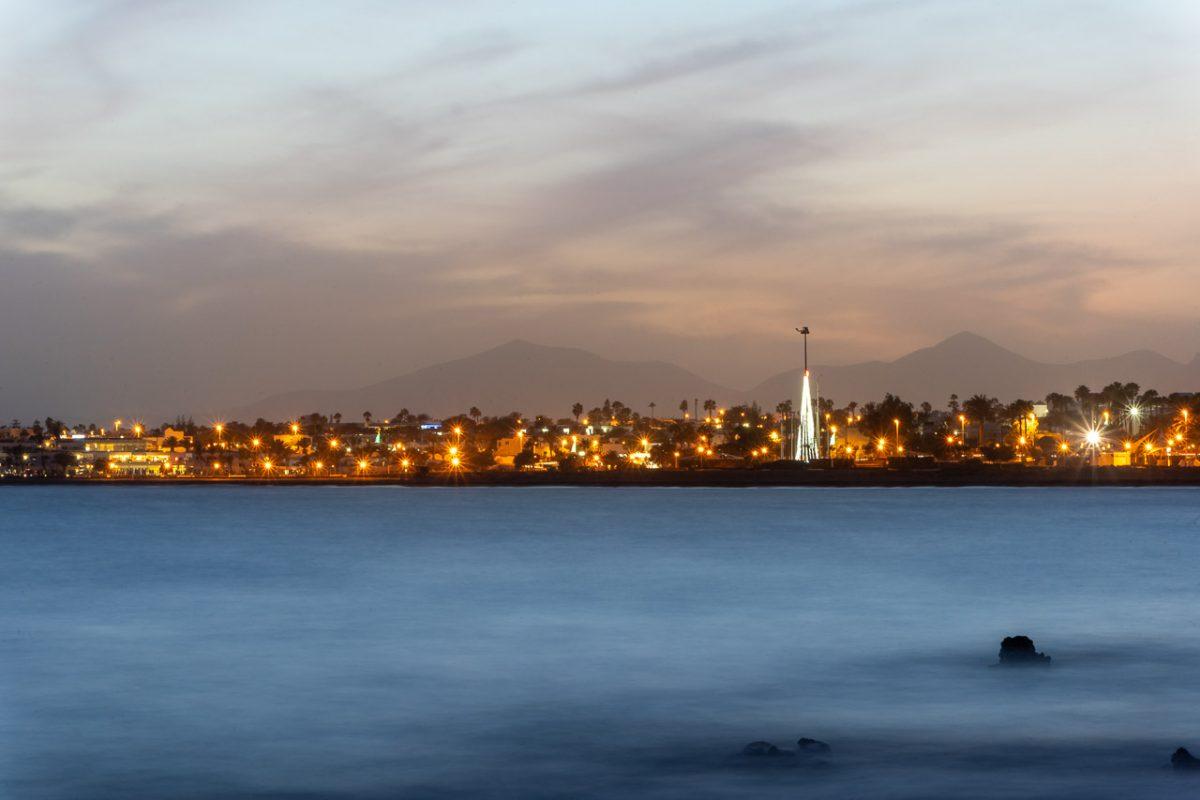 Puerto del Carmen by the Sea