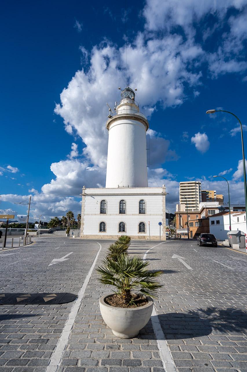 La Farola de Málaga