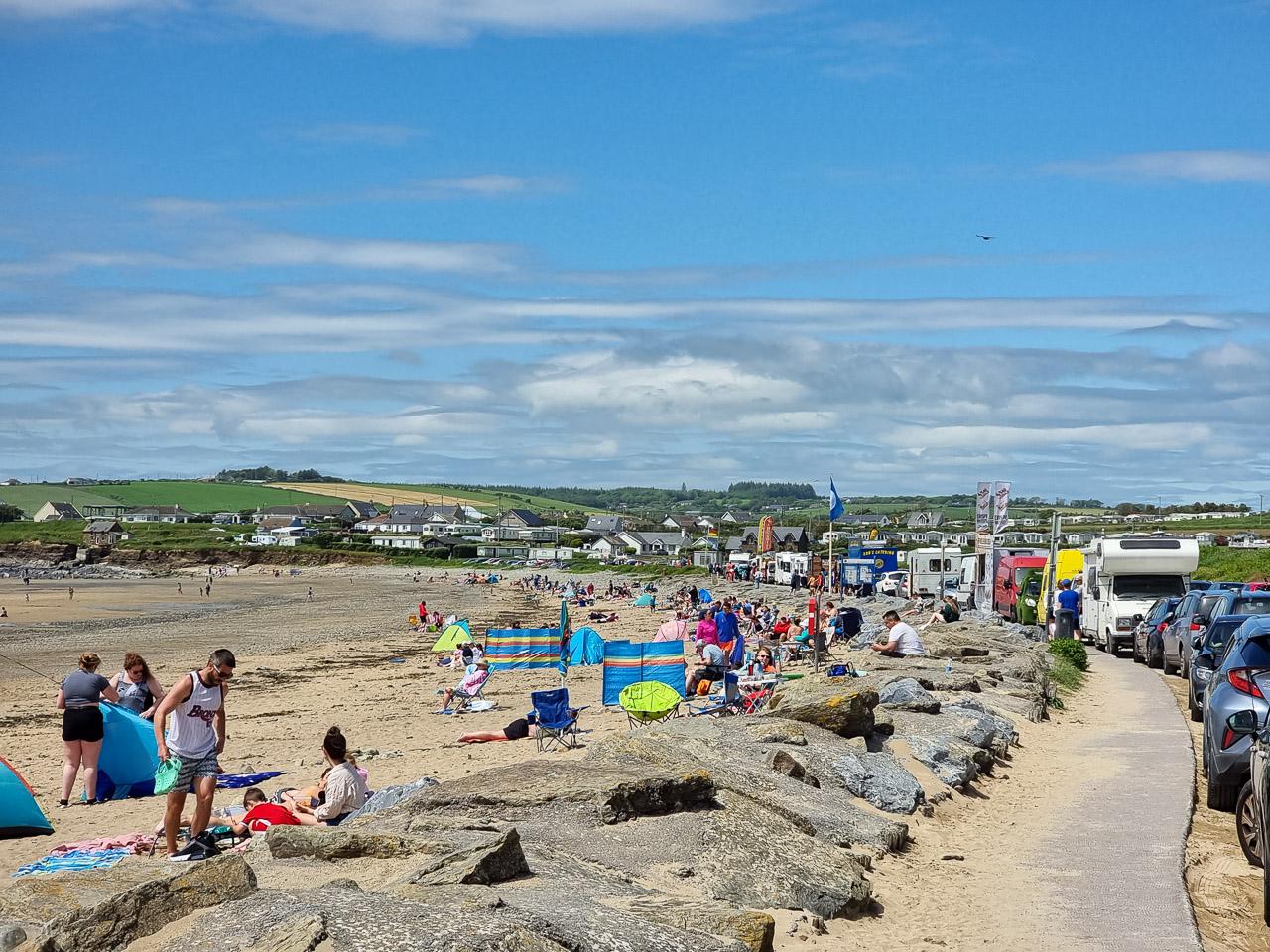 Summer at Garylucas Beach