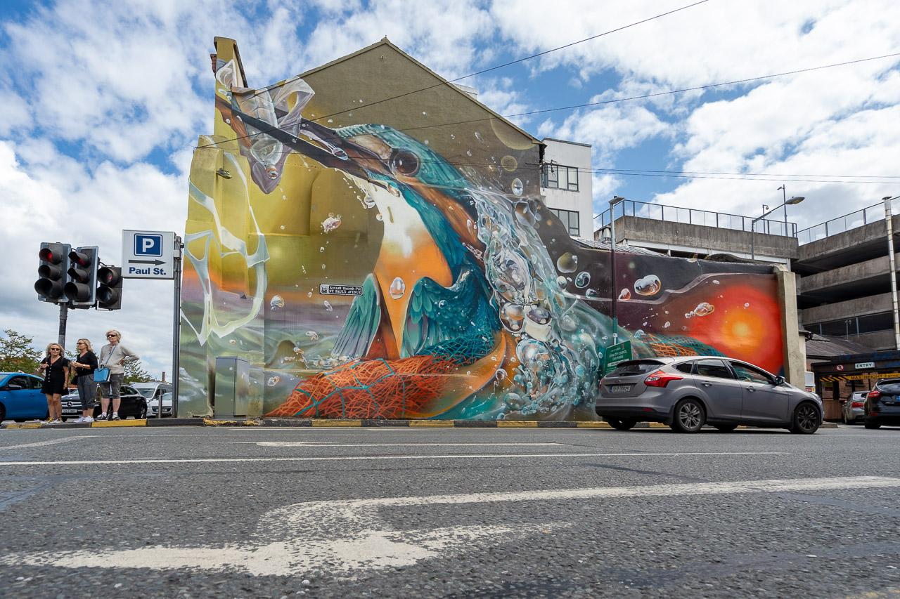 Kingfisher Mural