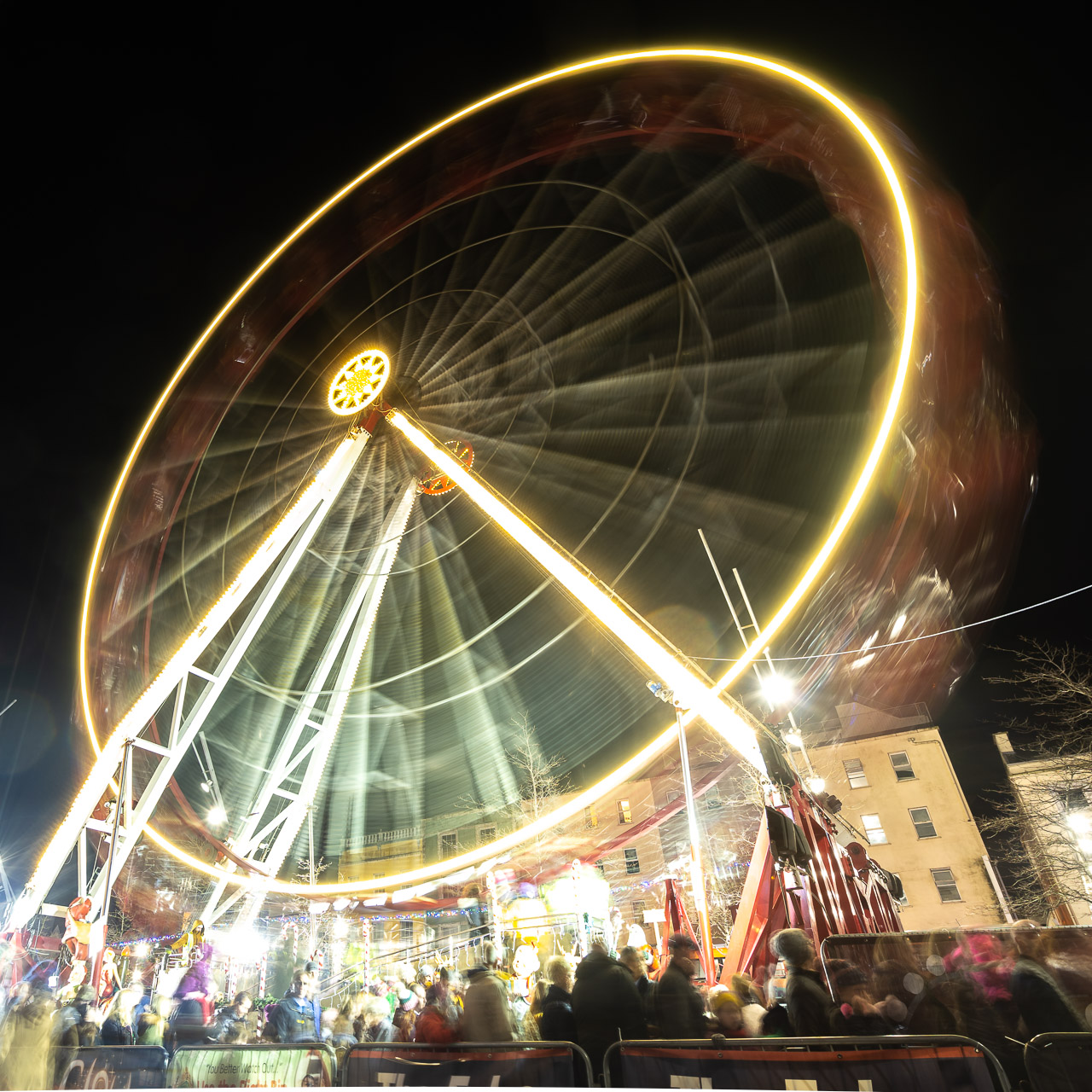 Cork's Ferris Wheel