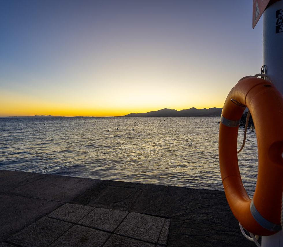 Lanzarote Sunset
