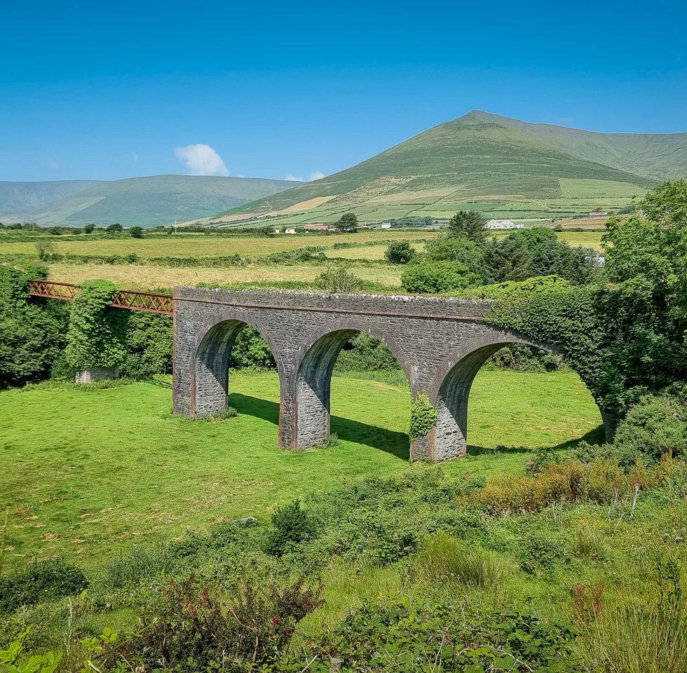 The Lispole Viaduct
