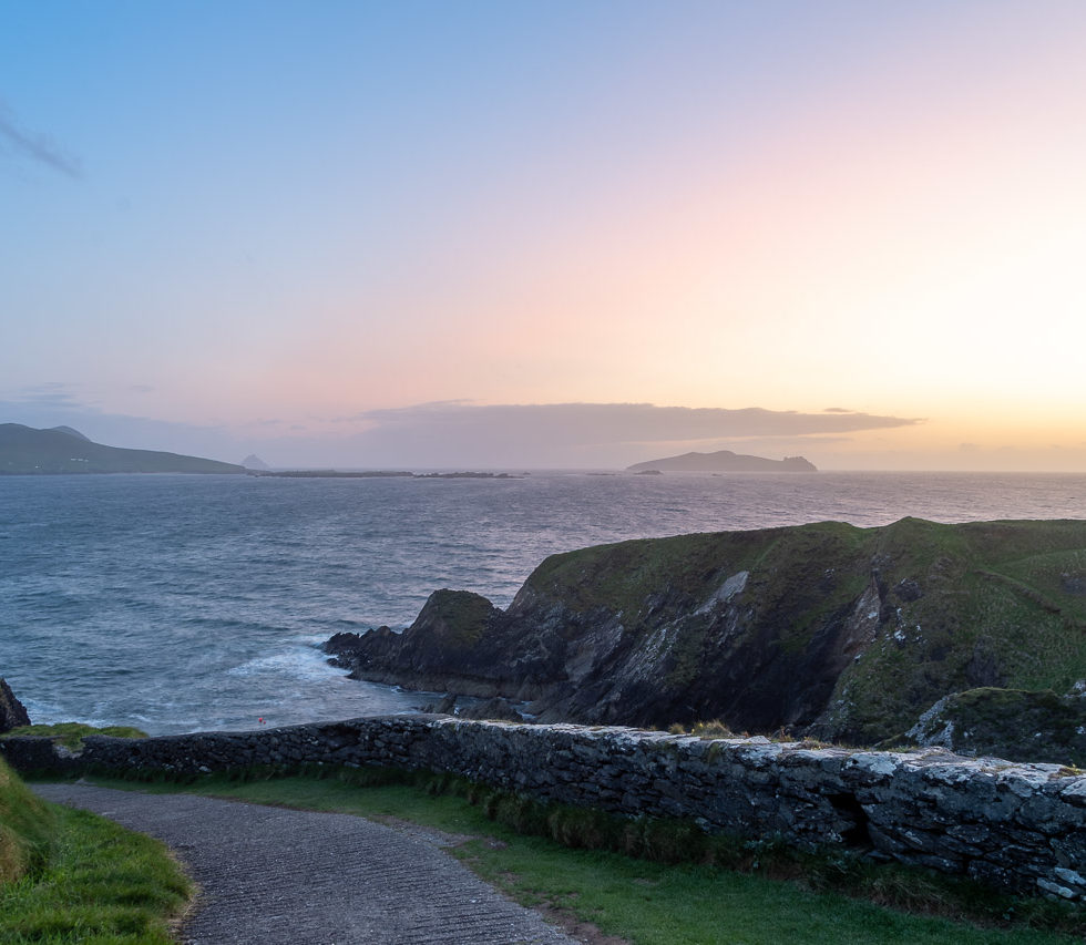 From Dunquin to The Blasket Islands