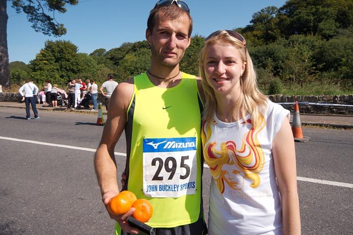 People of the Blarney Half Marathon
