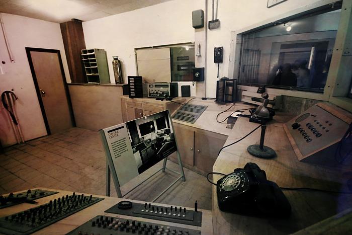 Alcatraz Control Center