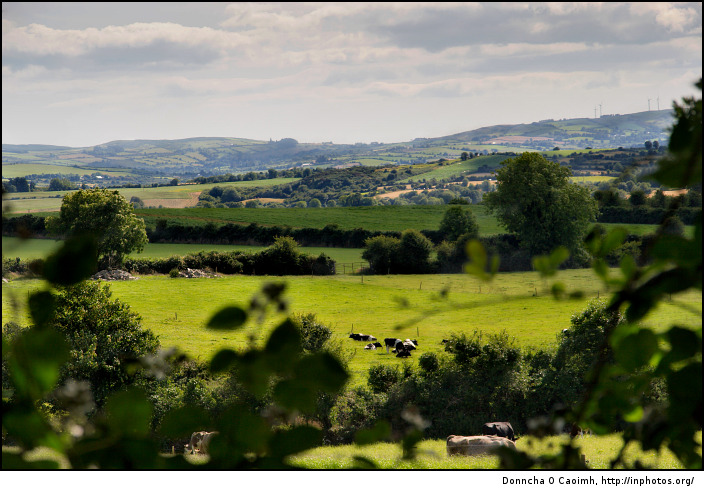 I spy The-rolling-hills-of-the-irish-countryside